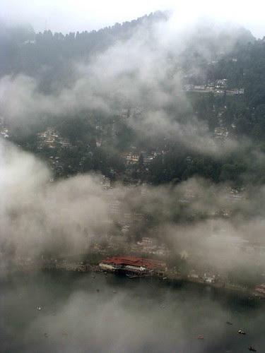 Nanital Behind the Mist
