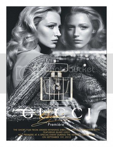 Blake Lively for Gucci: First Look
