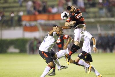 Pará, Flamengo X Atlético-PR (Foto: Gilvan de Souza / Flamengo)