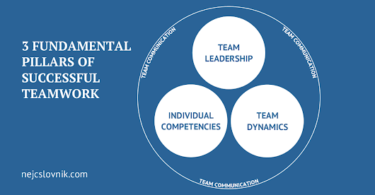 3 Fundamental Pillars of Successful Teamwork