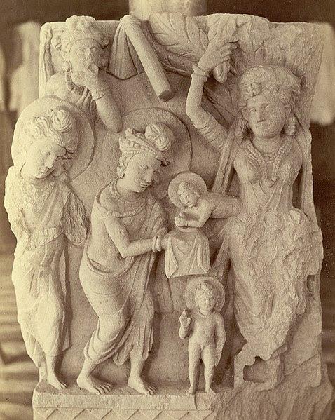 File:Birth of buddha peshawar.JPG