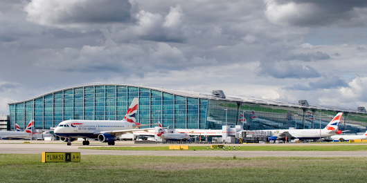 These are the 16 busiest airports in the world