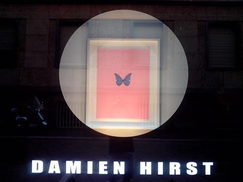 La farfalla di Damien Hisrt by Ylbert Durishti
