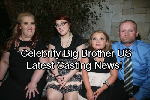 Celebrity Big Brother US Casting News: Latest Contestant Buzz - Who Will Be On CBBUS? | Celeb Dirty Laundry