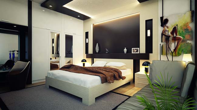 Master Bedroom Designs 2016 - HomeStyleDiary.com