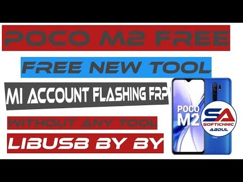 Poco M2 mi account unlock free   m2 flash file download auth free softichnic