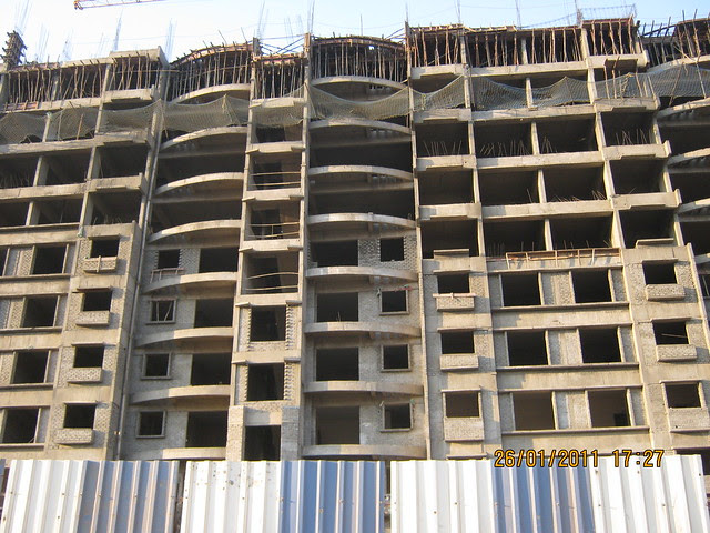 Megapolis Smart Homes 1 - A 19 - A 21 Towers - Megapolis on 26th January 2011