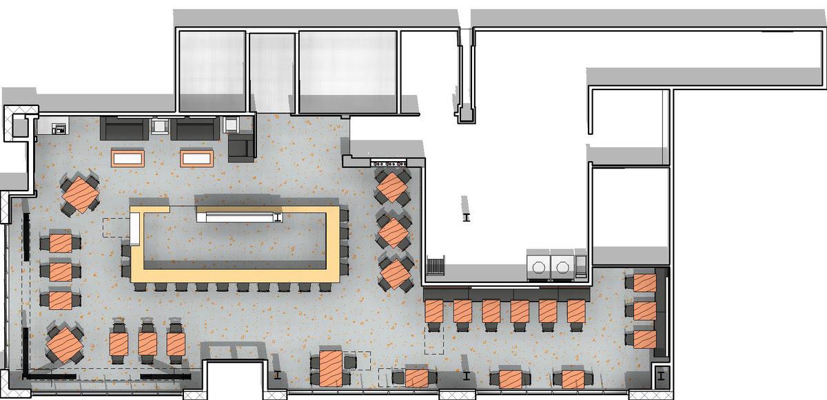 Indian restaurant floor plans home design ideas essentials