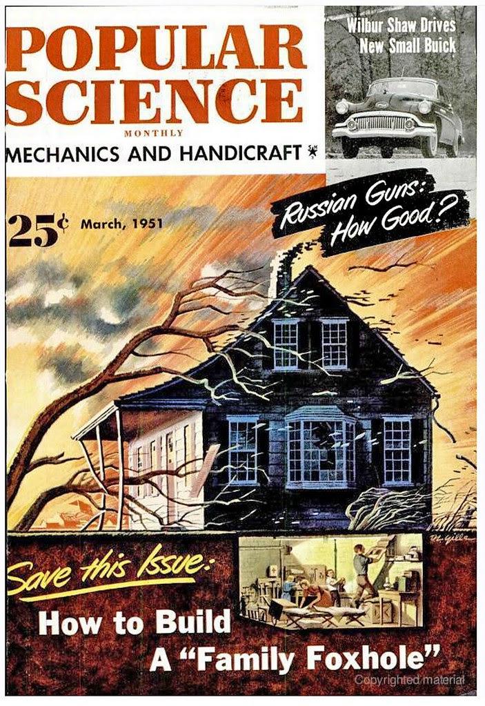 Popular Science 1951