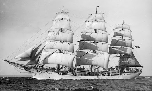 History: Golden Age of Sailing - Voyage of the Argo