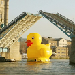 The Creative Advantage. Brand Marketing with a 50 Foot Duck. | Get On Social