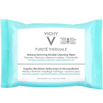 Vichy Pureté Thermale 3-in-1 Makeup Removing Micellar Cleansing Wipes