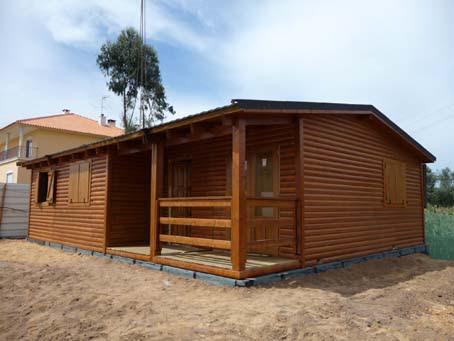 Casas de madera prefabricadas casa movil galicia - Casas prefabricadas madera galicia ...