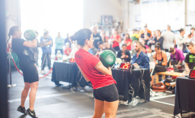 Undisputed:  North American Women in the 100+ Club – Ice Chamber Kettlebell Girls
