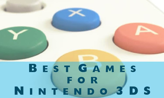 15 All Time Best Nintendo 3DS Games