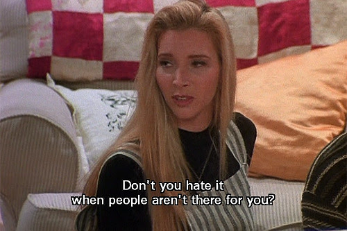 Quotes From Friends Tv Show Tumblr Taglog Forever Leaving Being Fake