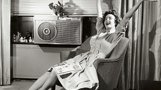 Modernist cool: Air conditioning's impact on modern architecture