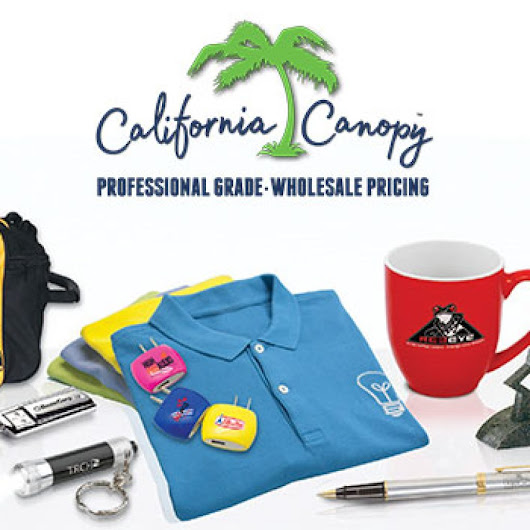 Promotional Products for the Holidays | Professional Grade Custom Canopies in California