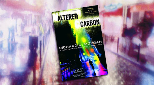 Netflix Orders ALTERED CARBON