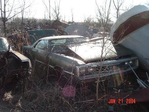Return to the junkyard