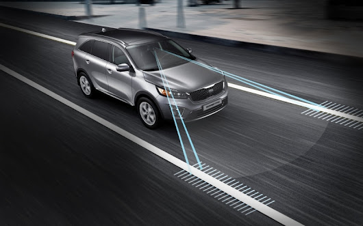 Lane departure warning, blind spot detection reduce crashes