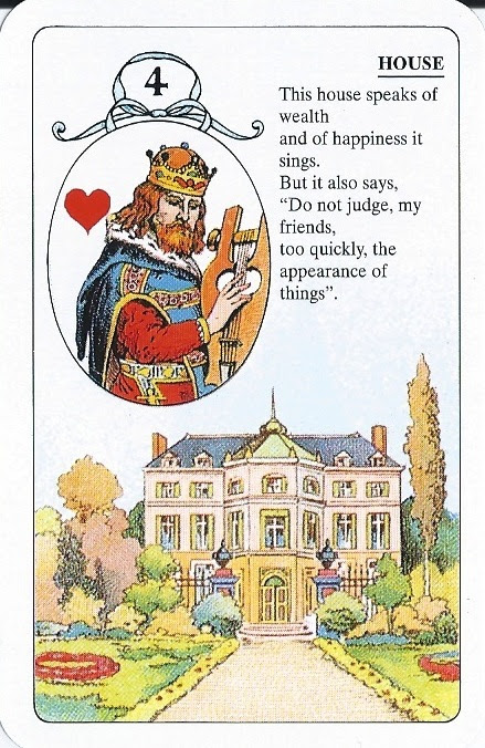 The Petit Lenormand Tradition