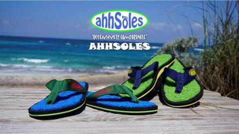 Ahhsoles - Offensively Comfortable - The Five Fish