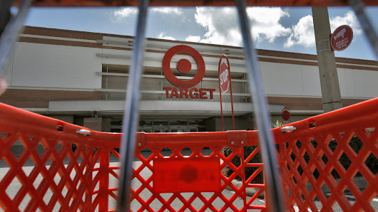 Target Says Data Was Stolen From 40 Million Shoppers