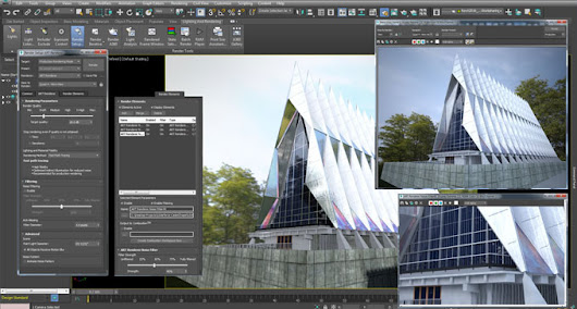 3ds Max 2018 | Max 2018 New Features | 3DS Max Online Course