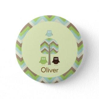 Owl Birthday Button zazzle_button