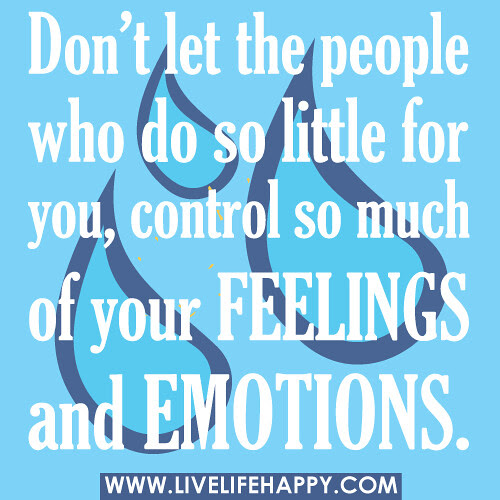 Dont Let The People Who Do So Little For You Live Life Happy