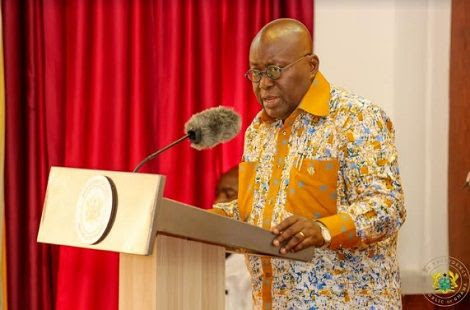 President Akufo-Addo vows not to spare corrupt public officials  | News Ghana