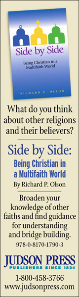 Side By Side: Being Christian in a Multifaith World by Richard P. Olson