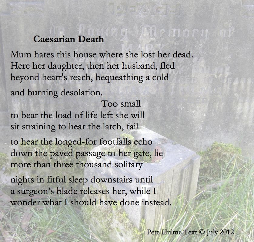 Download this Love Poems Caesarian Death picture