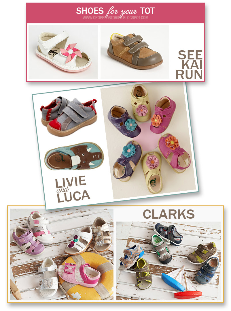 SHOE RECOMMENDATIONS FOR YOUR TOT