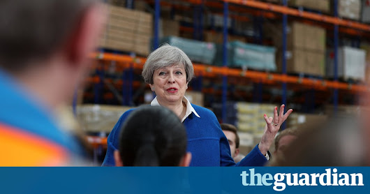 Theresa May's claim to be the champion of workers rings hollow | Letters | Politics | The Guardian