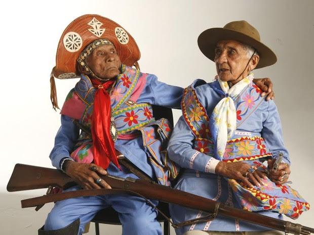 Durante mais de meio século, Durvinha e Moreno esconderam sua verdadeira identidade até dos próprios filhos. (Foto: Leonardo Lara/Divulgação)