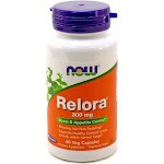 Relora 300 mg by Now Foods 60 Vegetarian Capsules