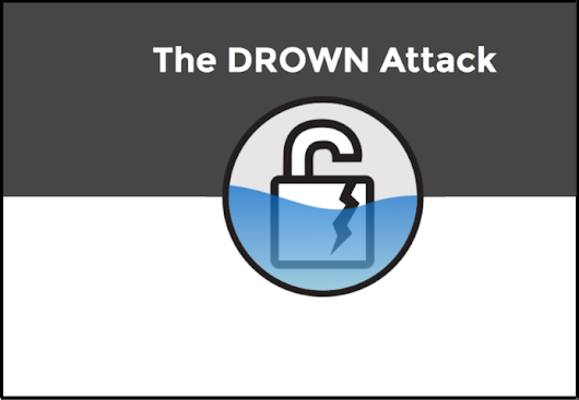 Hundreds of Popular Cloud Apps Are Currently Vulnerable to a DROWN Attack | CloudWedge