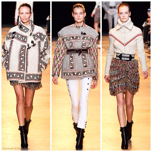 Autumn/Winter 2015-16 Isabel Marant