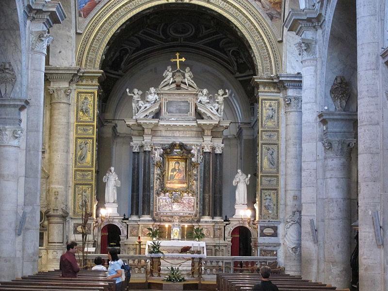 File:Santa maria del popolo, altare 01.JPG