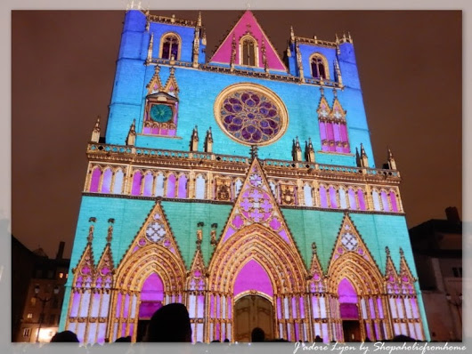 My first Fête des Lumières in Lyon - This Is Lyon