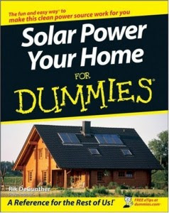 Solar panels for dummies