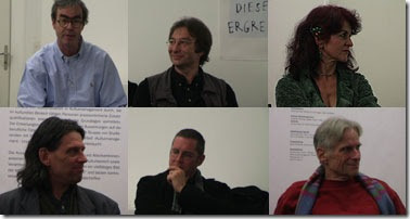 Luzerner Ateliergespräche 1 - Die Teilnehmer