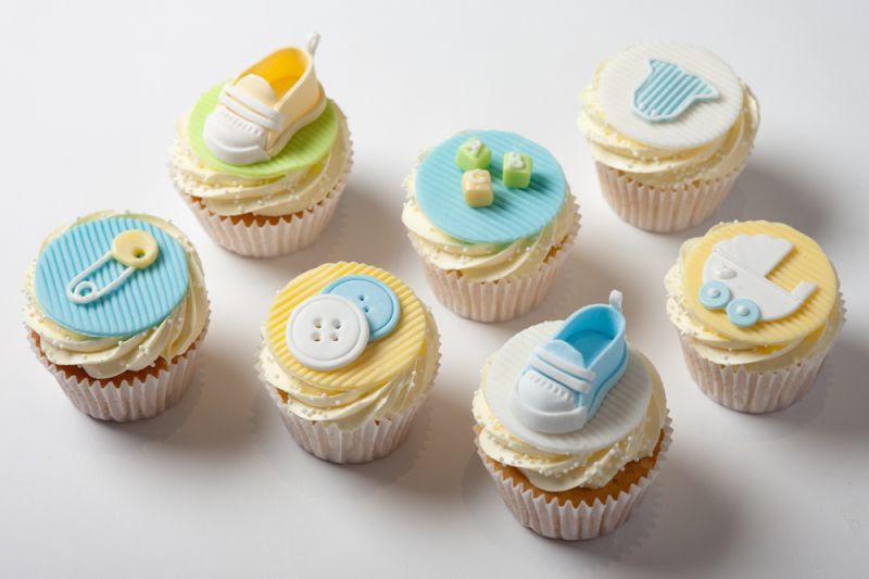 Baby Shower Cupcakes For Childrens