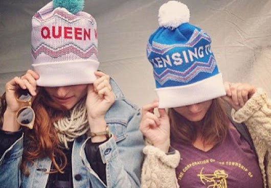 New toques let you show off your neighbourhood pride