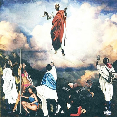 Freddie Gibbs And Kanye West Mocking Jesus - Vibes FM Hamburg