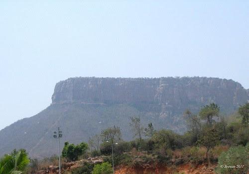 Tirumala hills