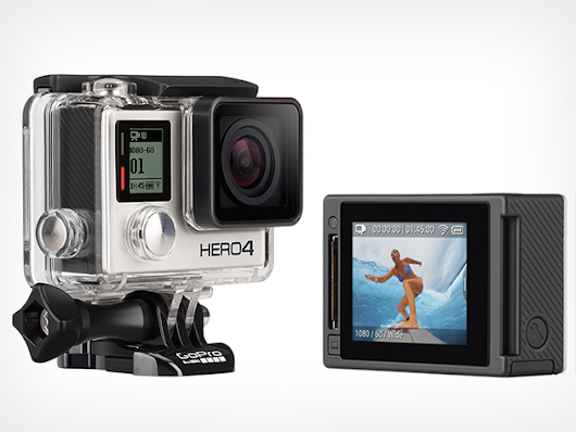 Capture All Of Your Adventures In Stunning Ultra-HD With The Best GoPro Available