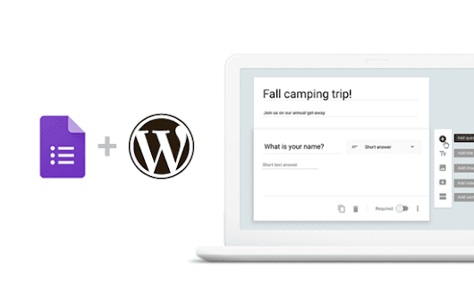 How to Embed a Google Form in WordPress